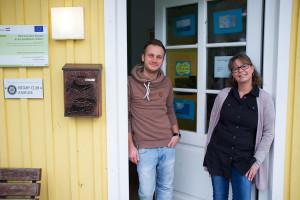 Daniel Waldhaus und Susanne Jensen