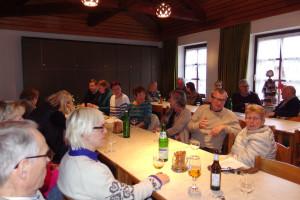 VHS Mitgliederversammlung im St. Clemens Hüs