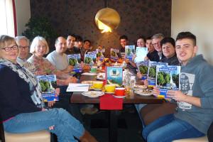 Vom Rotary Club Amrum spendiert: alltagsnah Deutsch lernen