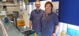 Scholle's Fisch-Buttze – Birgit und Frank Scholz – neue Gesichter am traditionellen Standort in Wittdün …
