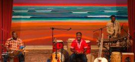 Premiere – Der Sound von Afrika wehte durch das Norddorfer Gemeindehaus…