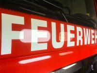Die Amrumer Freiwilligen Feuerwehren...