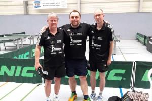 Philipp Joroch, Uwe Nöbel und Thomas Schwarz