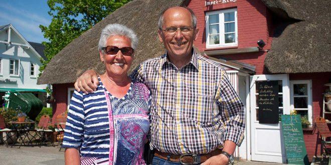 Ein rekordmäßiger Urlaubsfund vom Ehepaar Winkler auf Amrum…