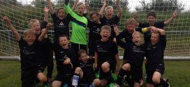 F-Junioren: Standesgemäßer Saisonabschluss…