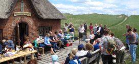 Verein Jordsand feiert Jubiläen auf der Amrumer Odde…