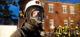 Ein Schweizer Feuerwehrmann auf Amrum