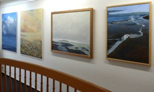 Ausstellung bei Quedens