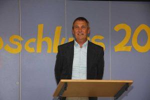 Schulleiter Jörn Tadsen: ein sehr erfolgreicher Jahrgang...