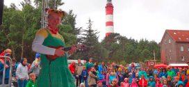 Die 17. Amrumer Leuchtturmtage wurden wieder sehr gut besucht…