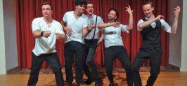 """Stimmgewaltig – Die A Capella Band """"vocaldente"""" war erstmals auf Amrum zu Gast…"""