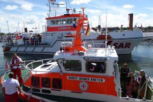 "Rettungsboot ""Horst Heiner Kneten"""