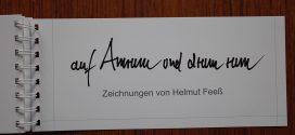 auf Amrum und drum rum – Skizzenbüchlein von Helmut Feeß…