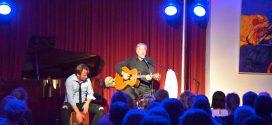 Stimmungsvoller Abend – Soulsänger Stefan Gwildis gastierte auf Amrum und eroberte die Herzen der Zuschauer…