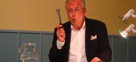 Schauspieler Hans-Jürgen Schatz war mit seinem Kästner-Programm auf Amrum zu Gast