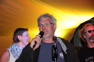 Veranstalter Peter Schaper
