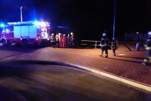 Alle Feuerwehren  der Insel waren im Einsatz