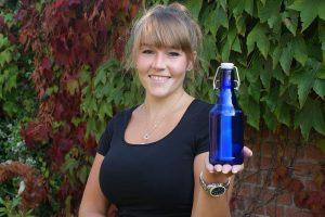 Maxi Nadja Friebus hat ihre Flaschenpost wieder...