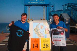Andreas Buzalla und Michael Hoff freuen sich auf eine gute Beteiligung