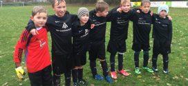 TSV Amrum: F-Junioren nicht zu schlagen