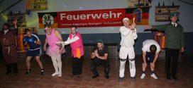 Kommers und Feuerwehrball der Amrumer Feuerwehren in einer Veranstaltung – eingelungener Abend…