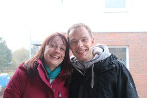 Denise und Andreas Dollmann