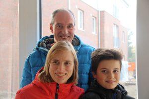 Nienor, Dirk und Tim Lange (v.l.)