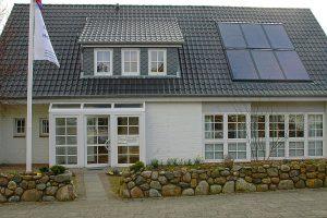 Wattblick inklusive: Haus Sturmvogel © Muko-Verein