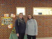 Karen Borrs und Sandra Chojnacki
