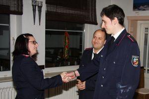 Claudia Motzke, Habib Ramin, Daniel Peters