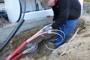 Breitbandversorgung wird voran getrieben