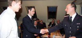 Mitgliederwerbung ist auch in der Gemeindefeuerwehr Wittdün zählbar…