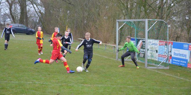 TSV-Nachwuchs: Ein Sieg und zwei Niederlagen