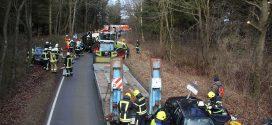 Großschadenslage auf der Landesstraße fordert die Rettungskräfte auf Amrum – Übung für den Notfall…