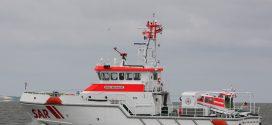 Fischkutter vor Amrum gestrandet – Seenotretter bringen Schiff und Besatzung in Sicherheit