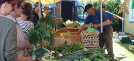 Es geht wieder los – Obst, Gemüse, Käse und Wurstwaren von Föhr frisch auf die Amrumer Tische
