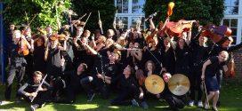Von Klassik bis Jazz – Frankfurter Schulorchester war zu einer Konzertreise auf Amrum zu Gast…