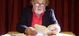Der Hamburger Kabarettist Hans Scheibner kam nach Amrum, Kabarettfreunde voll auf Ihre Kosten…