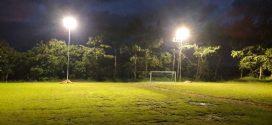 TSV Amrum: Licht an für den Kunstrasenplatz…