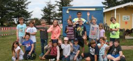 Kunterbunter Ferienspaß beim Amrumer Ferienprojekt…