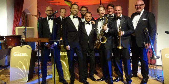 """""""Licence to Swing"""" – Tom Gaebel & Band gastierten erstmals auf Amrum!…"""