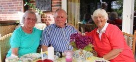 Der 90. Geburtstag und die Jubiläumsnadel…