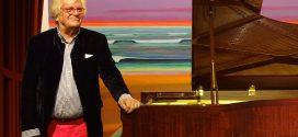 Klassik Highlight – Ausnahmepianist Justus Frantz gastierte auch 2017 auf der Insel Amrum…
