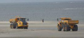 Wichtige Schutzmaßnahme vor Ban Horn noch vor der eigentlichen Sturmsaison …
