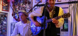 "Blues and Ragtime – ""Natural Facts"" begeisterten in der blauen Maus"