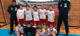 Drei TSV-Mannschaften in Wittenberg am Start …