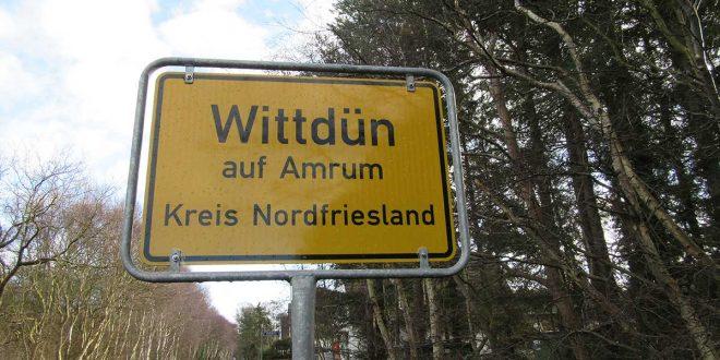 Kommunalpolitik auf Amrum – Teil 1, Gemeinde Wittdün