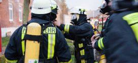 Feuerwehreinsatz in der AOK Nordseeklinik …