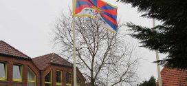 Flagge zeigen für Tibet …