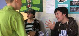 Schnupperzeit für die Schüler der Öömrang skuul